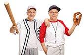 Seniors' Baseball Trip