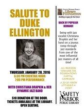 An Evening of Jazz - A Salute to Duke Ellington