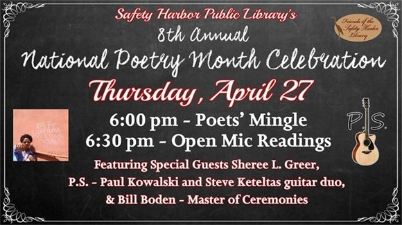 Poetry Month Celebration