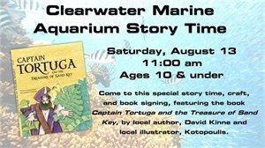 Clearwater Marine Aquarium Story Time