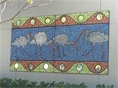 City Hall Mosaic Art
