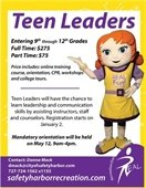 Teen Leaders
