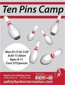 Ten Pins Camp
