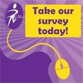 Take Our Survey icon